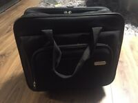 Targus laptop notebook carrying case trolley