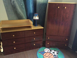 Meubles de chambre d'enfant/ children bedroom set