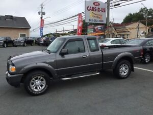 2011 Ford Ranger 4x4 Sport  FREE 1 YEAR PREMIUM WARRANTY INCLUDE