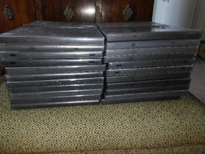 45- Empty DVD Cases