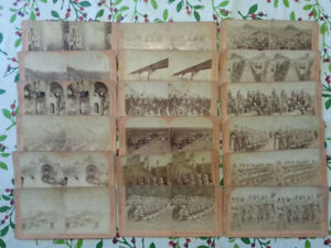 Historic Military Stereographs 1900-01