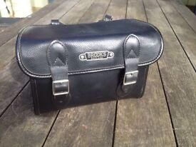 Brooks leather Millfield tool bag.