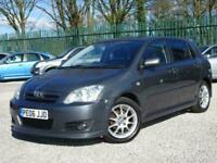 2006 Toyota Corolla 1.6 VVT-i SR 5dr 2006 +10 SERVICE STAMPS +2 F/OWNERS + RARE