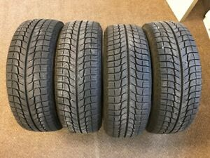 Pneus D'hiver/Winter tires 195/55/15 Michelin X-Ice