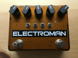 SolidGold FX Electroman MKII