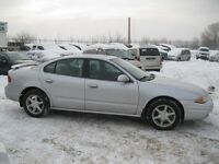2001 OLDSMOBILE ALERO SEDAN 6CYL AUTOMATIC RELIABLE VEHICLE