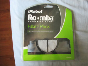 Roomba vacuum robot filter pack of 3