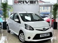 2012 TOYOTA AYGO 1.0 VVT-i ICE 5DR + FREE DELIVERY TO YOUR DOOR