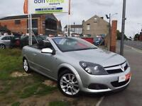 Vauxhall/Opel Astra 1.8i 16v 2007MY Twin Top Design