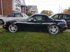 99 Miata for sale, need gone by weekend.