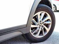 2017 Hyundai Tucson 1.7 CRDi Blue Drive SE Nav 5dr 2WD 4x4 Diesel Manual