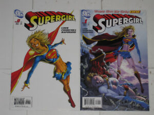 DC Comics Supergirl#'s 0-22 inclusive! TV Show! comic book