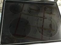 Vitrocéramique, vitre cuisinière LG