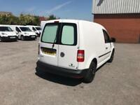 Volkswagen Caddy 1.6 Tdi 102Ps Van EURO 4/5 DIESEL MANUAL WHITE (2013)