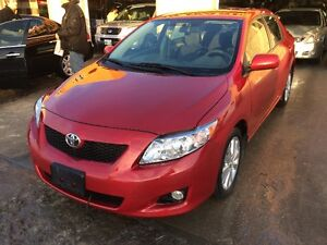 2010 Toyota Corolla LE /private sale