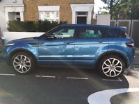 Range Rover Evoque, v. low mileage, mint condition, diesel 5DR, 2.2L