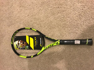 New and old tennis racquets for sale