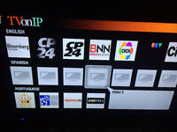 TVONIP  IPTV SERVICE FOR ROKU , MAG , ANDROID , SMART TV