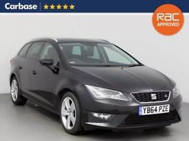2015 SEAT LEON 2.0 TDI FR 5dr [Technology Pack] Estate