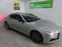 GREY MASERATI GHIBLI 3.0 DV6 4D AUTO 275 BHP ***FROM £147 PER WEEK***