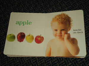 Baby Signs for Mealtime Board book Kingston Kingston Area image 4
