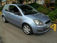 FORD FIESTA 1.2 2006 HPI CLEAR COMPLETE WITH M.O.T INC WARRANTY