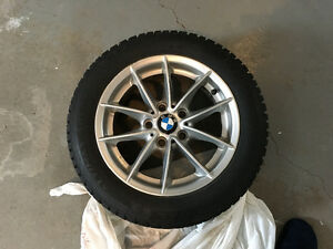 205/55/R16 BMW Tires and Rims London Ontario image 3