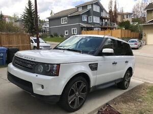 2011  Range Rover Sport SUV, SUPERCHARGED