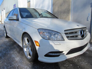 2011 Mercedes-Benz C 300 4Matic **Sport Pack,8roues**