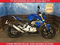 BMW G310R G 310 R 33 BHP 1 OWNER GENUINE 188 MILES FROM NEW 2017