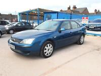 2006/06 Ford Mondeo 2.0 1999cc automatic LX 1OWNER 2 KEYS FDSH