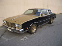 1980 Oldsmobile Cutlass 442
