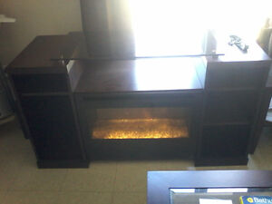 fire place for tv