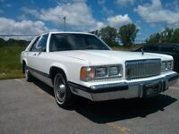Grand marquis ls 1990 72000 km