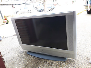 "50"" LCD HD TV with stand"