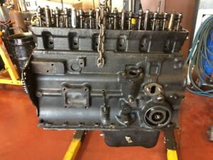Triumph 1976 TR6 Engine - Long Block