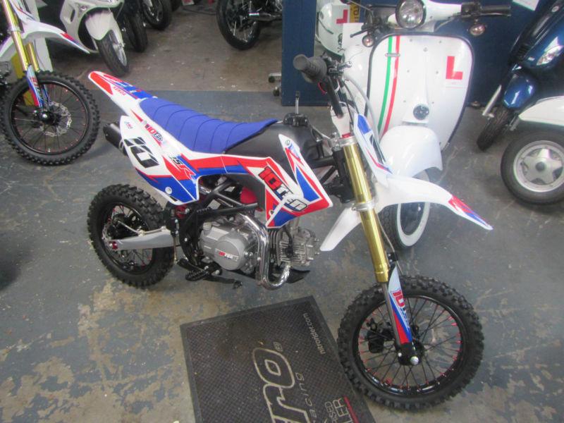 Pit Bike 10ten Mx90r Junior Dirt Bike Mx90r In Bircotes South