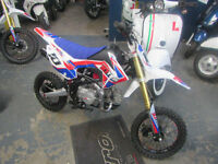 10Ten Dirt Bike MX125R 14/12 Dirt Bike