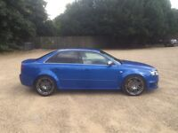Audi RS4 replica, *SPRINT BLUE* HPI clear