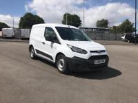 Ford Transit Connect 1.6 Tdci 95Ps Van DIESEL MANUAL WHITE (2015)
