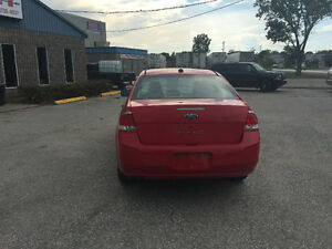 2008 Ford Focus Sedan! 113 K's! Safety & Etested! REDUCED! Windsor Region Ontario image 4