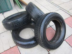 4 pneus BFGoodrich-205/65/15-comme neufs