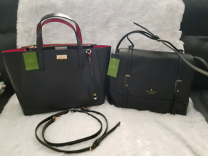 Authentic & Brand new with tag Kate Spade satchel bags