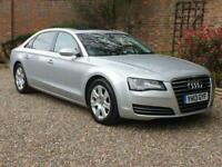 2013 Audi A8 3.0 TDI SE LWB 4dr Tip Auto, Only 68000 miles, Sunroof