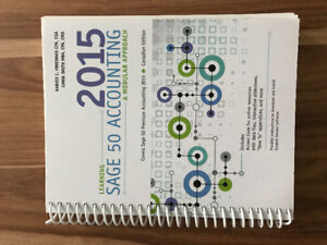 Learning Sage 50 Accounting 2015