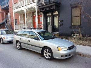 2002 Subaru Legacy Familiale