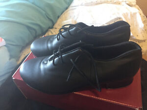 """Black Tap Shoes """"Bloch"""" and Black Character Shoes """"SoDanca"""""""