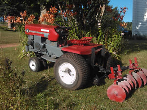 Lawn Tractor/Pull Tractor