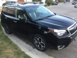 2014 Subaru Forester 2.0L Turbo XT, Touring SUV, Crossover