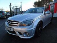 2010 Mercedes Benz C Class C63 4dr Auto, finance, full service history , 12 m...